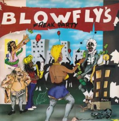 Blowfly - Blowfly's Freak Party