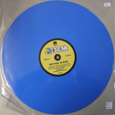 JJ DOOM - Rhymin Slang