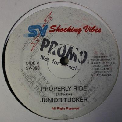 Junior Tucker - Properly Ride