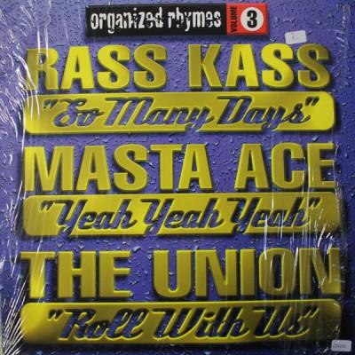 Ras Kass - Organized Rhymes Volume 3