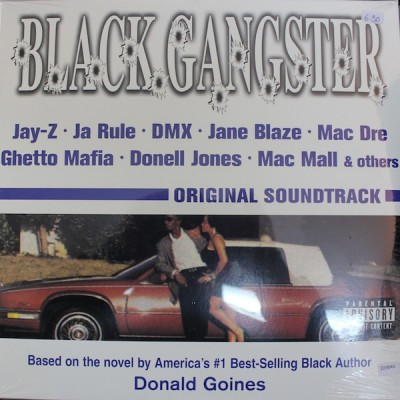 Various - Black Gangster (Explicit)