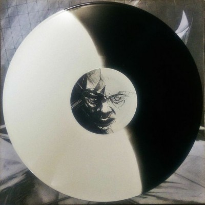 Ill Behavior - Days of Sin (1994 Demo EP) Black/White Split Vinyl