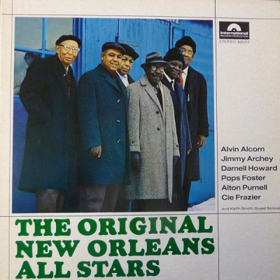 Original New Orleans All Stars, The - The Original New Orleans All Stars
