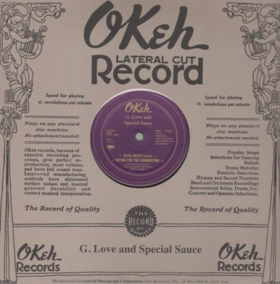 G. Love & Special Sauce - Blues Music