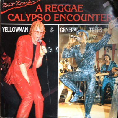 Yellowman - A Reggae Calypso Encounter