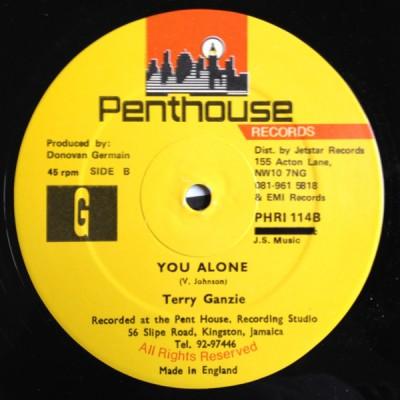Terry Ganzie - Send Them Come