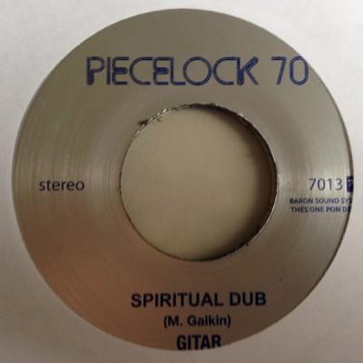Gitar - New Martyrs Dub/Spiritual Dub