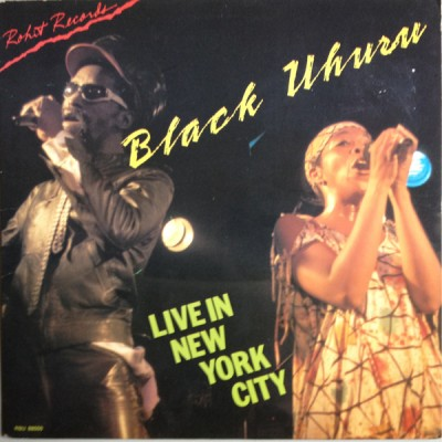 Black Uhuru - Live In New York City