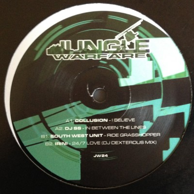 Various - Jungle Warfare Vol. 24