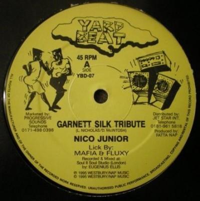 Nico Junior - Garnett Silk Tribute