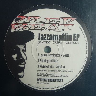 Dredbeat - Jazzamuffin EP