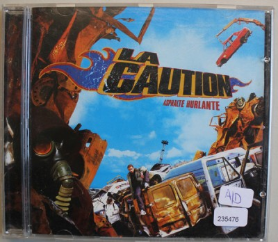 La Caution - Asphalte Hurlante