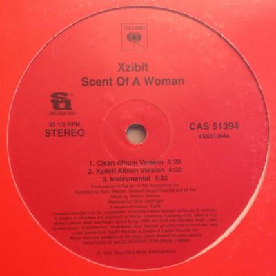 Xzibit - Scent Of A Woman