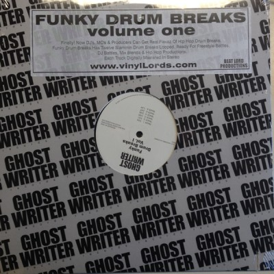 Beat Lords Productions - Funky Drum Breaks Volume One