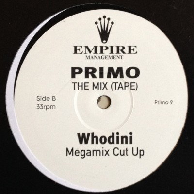 Whodini - Primo (The Mix) Tape