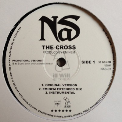 Nas - The Cross / Last Real N**** Alive