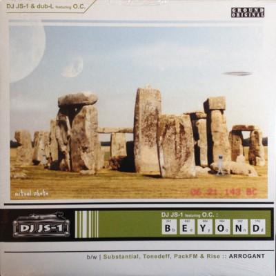 DJ JS-1 & Dub-L Featuring O.C. - Beyond