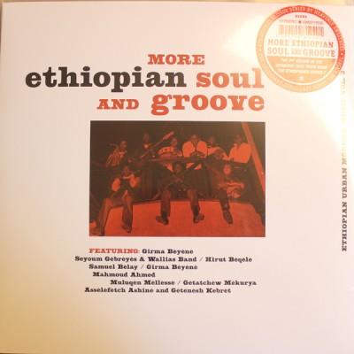 Various - More Ethiopian Soul And Groove - Ethiopian Urban Modern Music Vol. 3