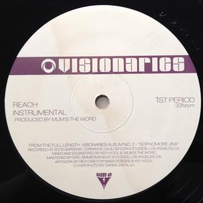 Visionaries - Reach / DJ's MC's