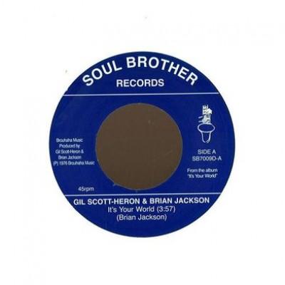 Gil Scott-Heron & Brian Jackson - It's Your World