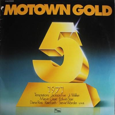 Various - Motown Gold 5: 1971