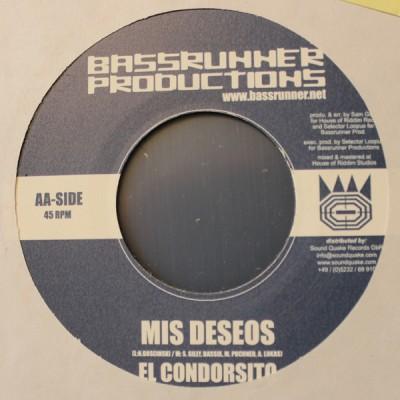 Cali P. / El Condorsito - Highgrade / Mis Deseos