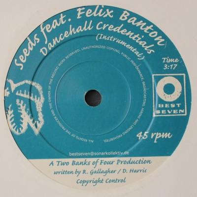 Seeds - Dancehall Credentials
