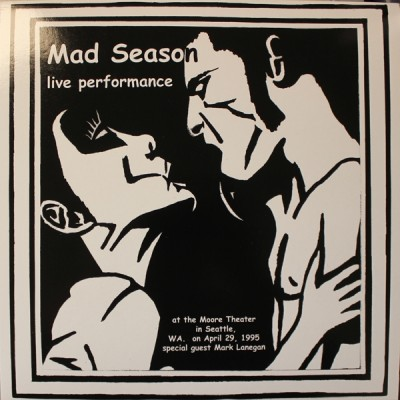 Mad Season - Live Performance