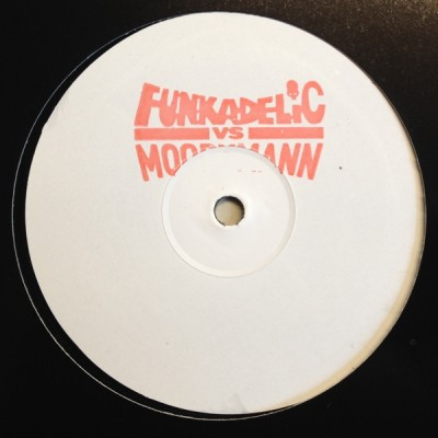 Funkadelic vs Moodymann - Cosmic Slop (Moodymann mix) / Let's Make It Last (Kenny Dixon Jr edit)