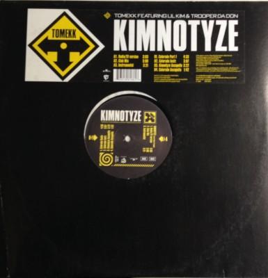 DJ Tomekk - Kimnotyze