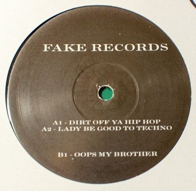 Various - Fake Records Volume 1