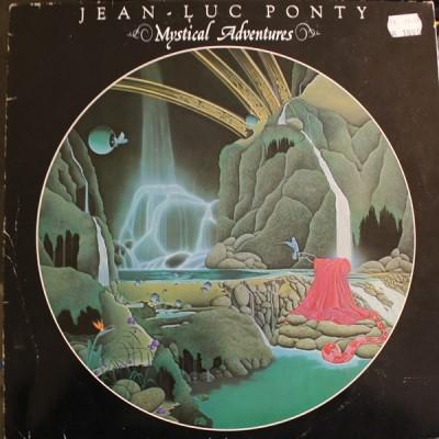 Jean-Luc Ponty - Mystical Adventures