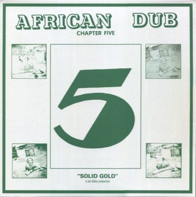 Joe Gibbs & The Professionals - African Dub Chapter Five