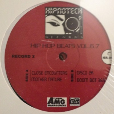 Hipnotech - Hip Hop Beats Vol 6.7