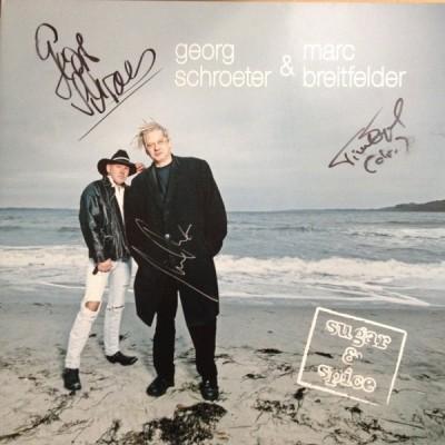 Georg Schroeter & Marc Breitfelder - Sugar & Spice