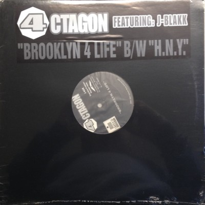 4 Octagon - Brooklyn 4 Life / H.N.Y.