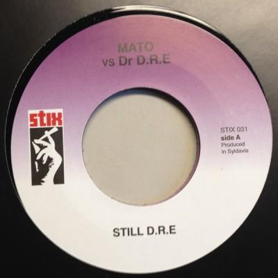 Mato vs Dr D.R.E / Mato vs Redman - Still D.R.E / Whateva Man