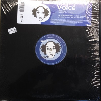 Voice - Mediocre / L.A. Contradiction