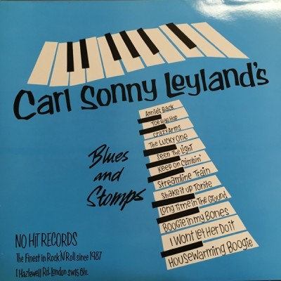 Carl Sonny Leyland - Blues And Stomps