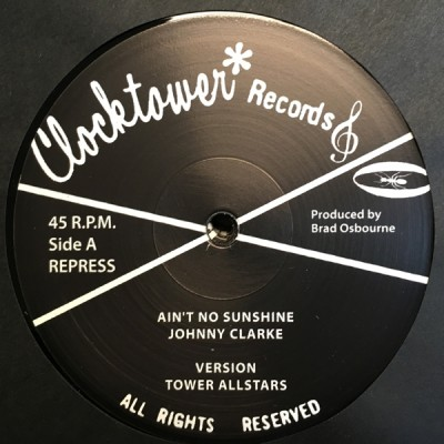 Johnny Clarke - Ain't No Sunshine
