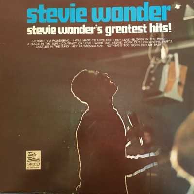 Stevie Wonder - Stevie Wonder's Greatest Hits!