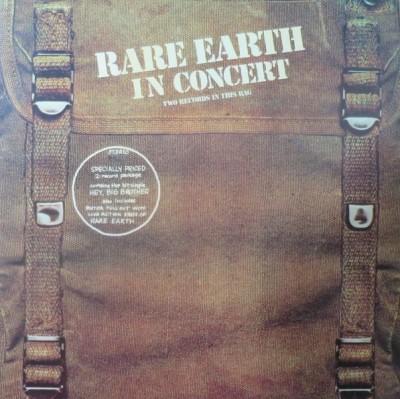 Rare Earth - Rare Earth In Concert