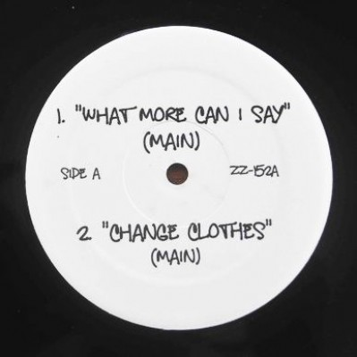 Jay-Z - What More Can I Say / Change Clothes