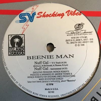 Beenie Man - Nuff Gal
