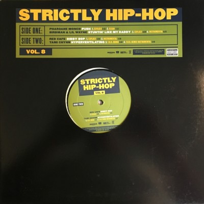 Various - Strictly Hip-Hop Vol.8