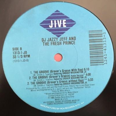 DJ Jazzy Jeff & The Fresh Prince - The Groove (Jazzy's Groove)