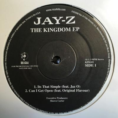 Jay-Z - The Kingdom EP