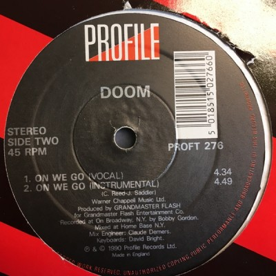 Doom - Shake Your Body Down