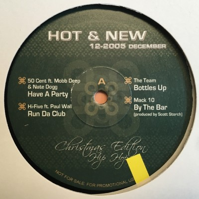 Various - Hot & New 12-2005 December Christmas Edition Hip Hop