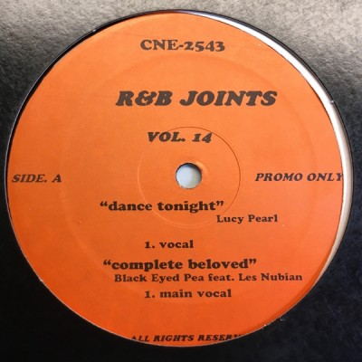Various - R&B Joints Vol. 14